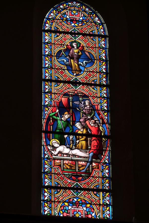 église Saint-Christophe - Cergy - 95 - FR